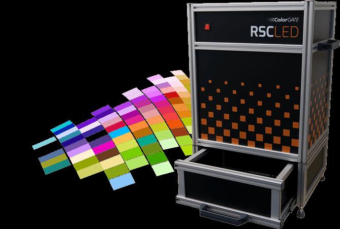 Rapid Spectro Cube LED